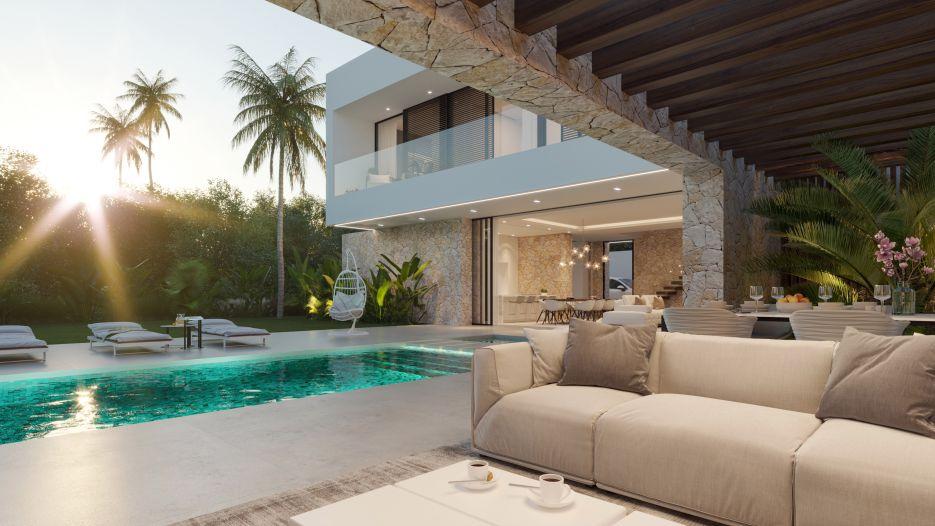 Cortijo Blanco Beach - Villa 3