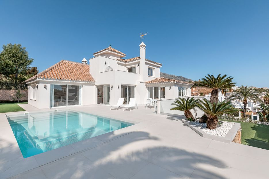 Completely refurbished in Nueva Andalucia