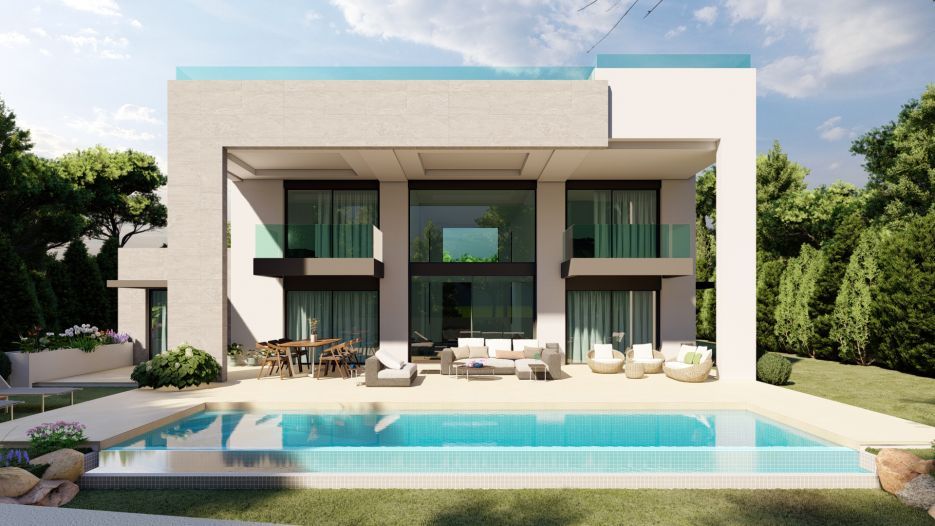 Villa for sale in Sierra Blanca
