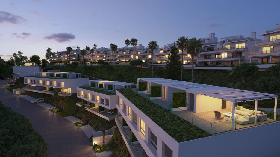 3 bedroom townhouses in the New Golden Mile