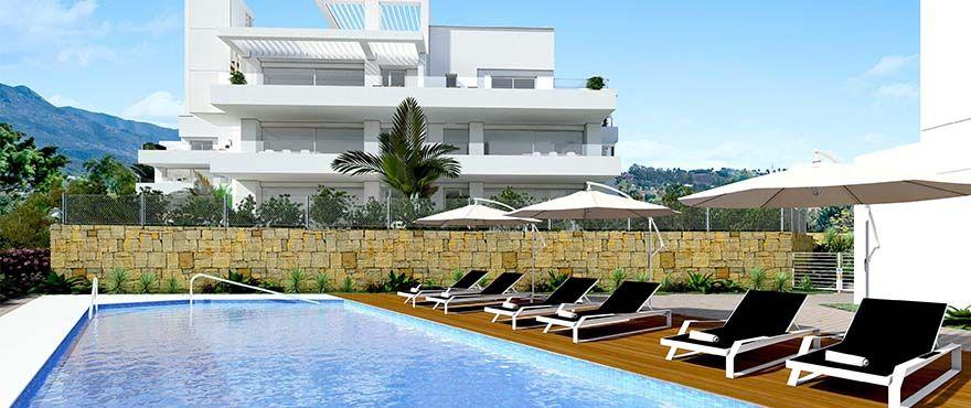 Apartment La Quinta Golf, Benahavis