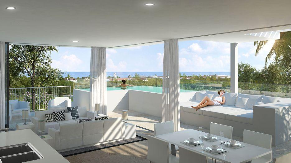 2 bedroom apartment in La Cala de Mijas