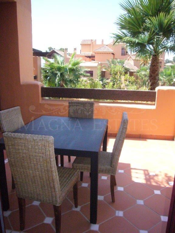 Long term rental apartment in Bahia Alcantara, San Pedro, Marbella