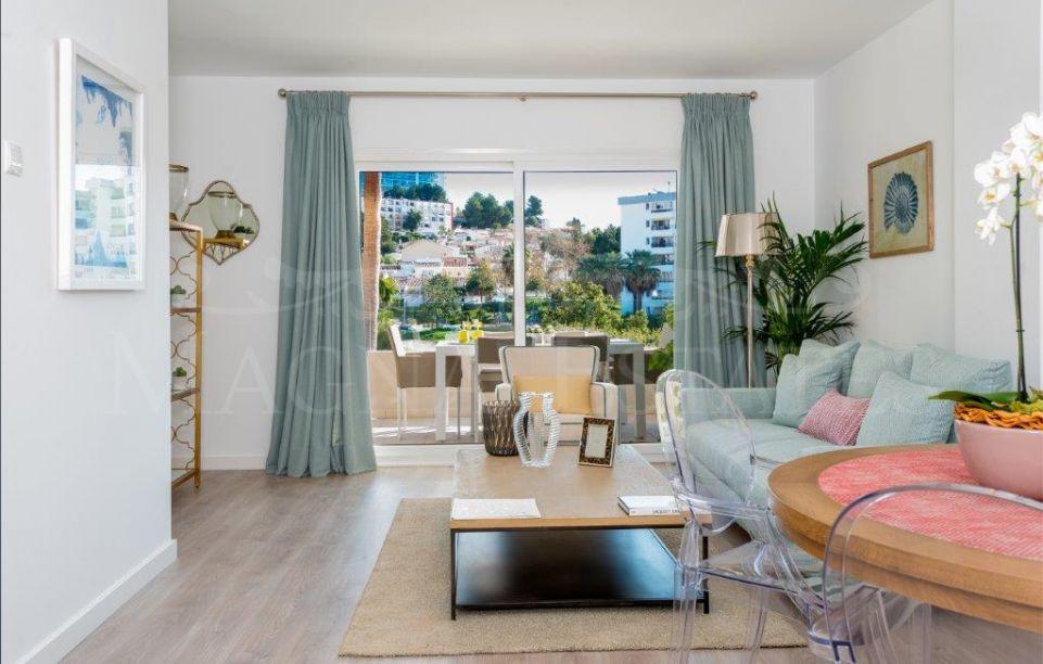 Apartment in urbanization Albatros, Nueva Andalucía, Marbella