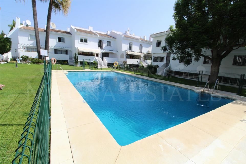 4 bedroom townhouse in Aloha Golf, Nueva Andalucia
