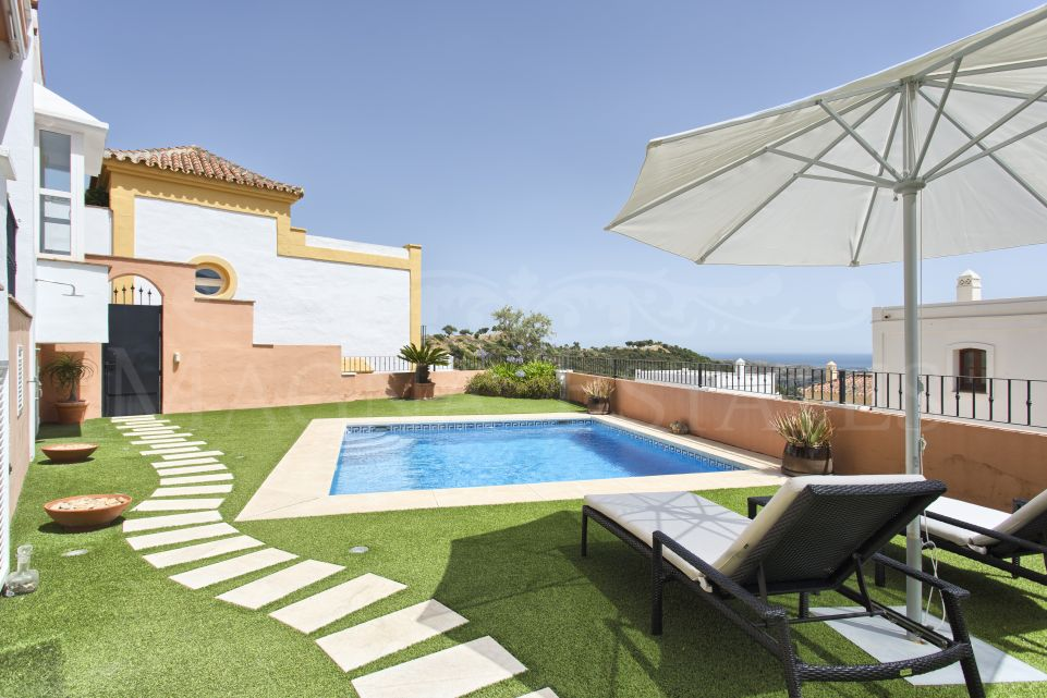 4 bedroom townhouse in Montemayor Country Club, Benahavís