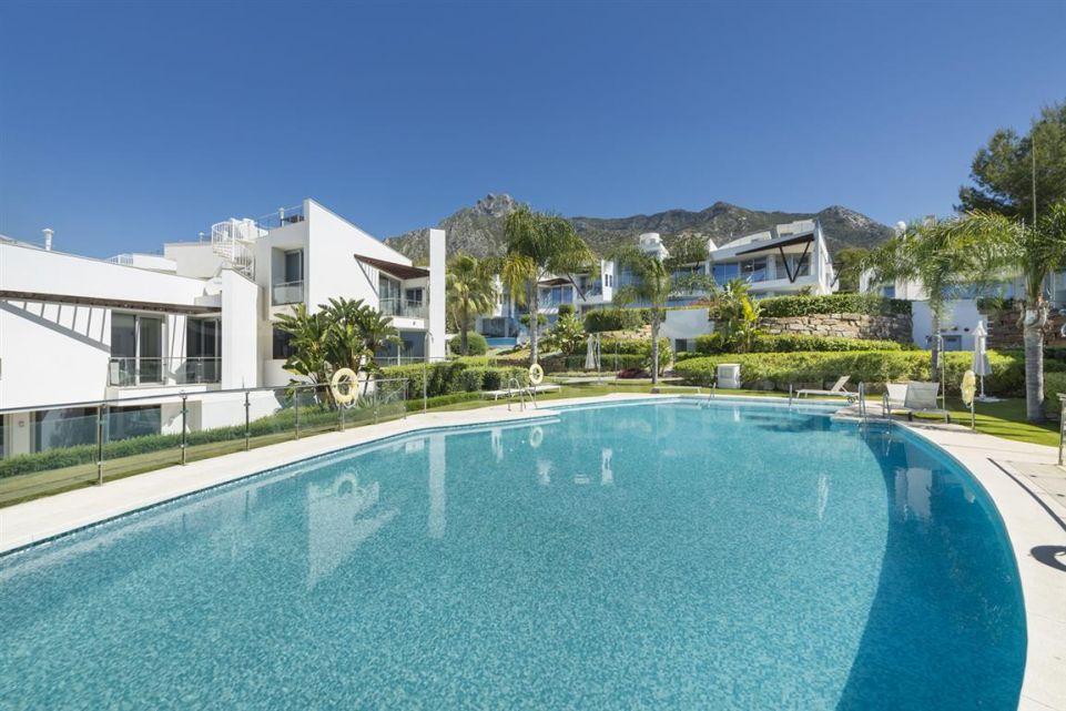 3 bedroom villa in Meisho Hills, Sierra Blanca, Marbella
