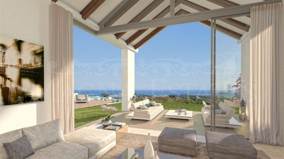 Contemporary villas in The Heights - La Resina Golf