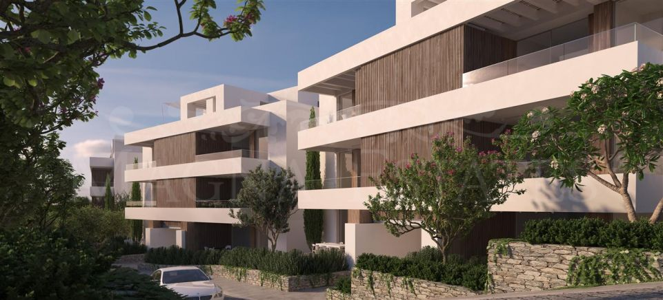 UNICO apartment project in Benahavís.
