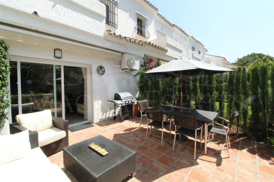 3 bedroom townhouse in the heart of Nueva Andalucia, Marbella