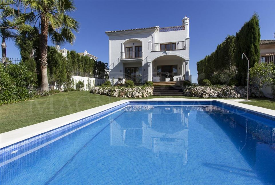 Villa in La Resina Golf and Country Club