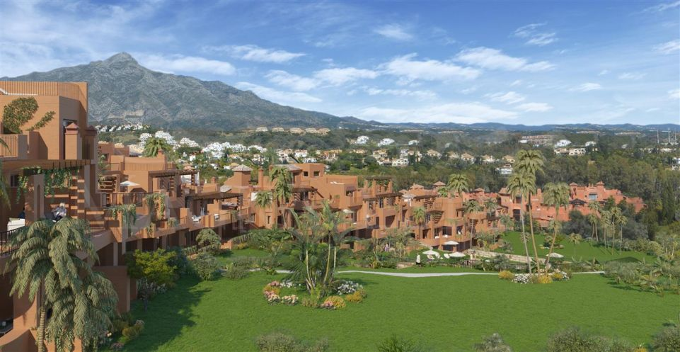 Apartments in the Valley of Golf, Nueva Andalucía, Marbella