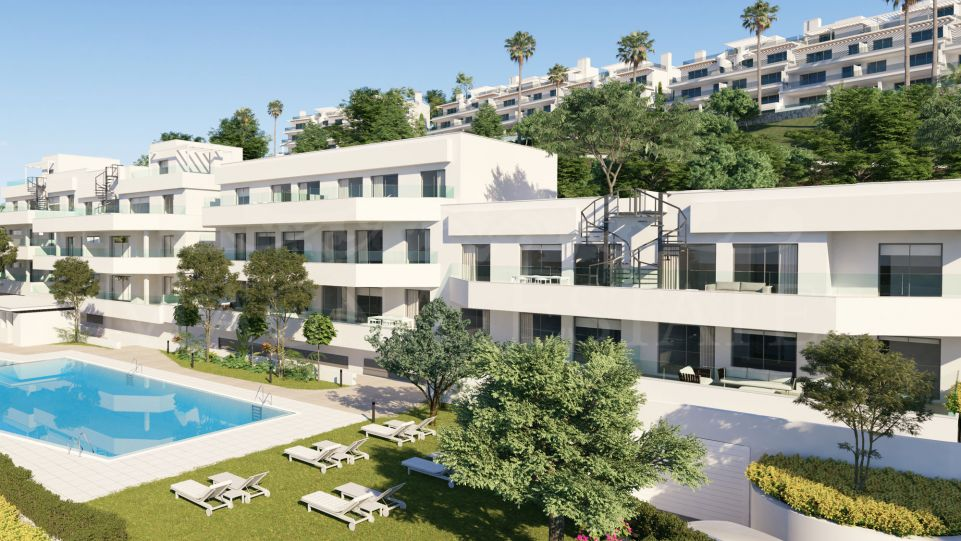 Brand new apartment on the New Golden Mile, Estepona.