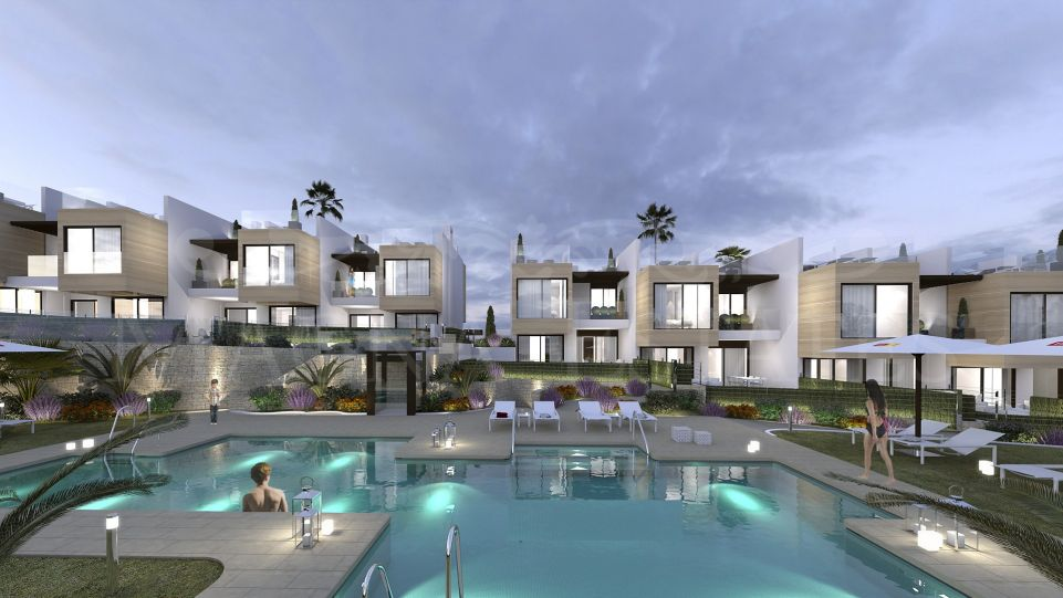 Brand new townhouse in the heart of Nueva Andalucía, Marbella
