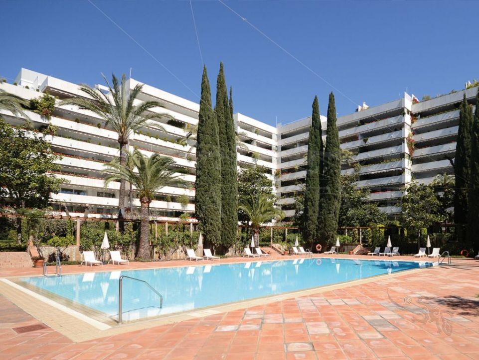 Apartamento de lujo en Edificio Don Gonzalo, en el centro de Marbella