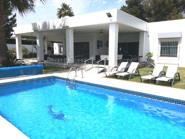 Villa with 10 bedrooms in Nagüeles - Marbella