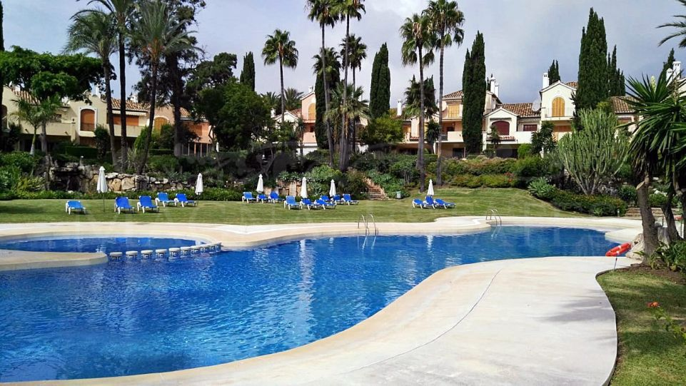 Apartment in beachfront in Estepona