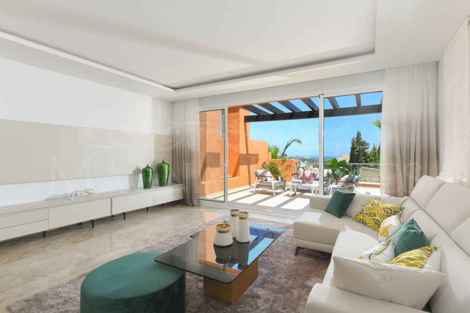 Brand new apartment in the heart of the Golf Valley, Nueva Andalucía, Marbella