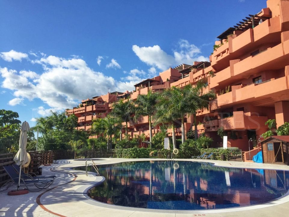 Splendid apartment in Las Nayades, on the New Golden Mile