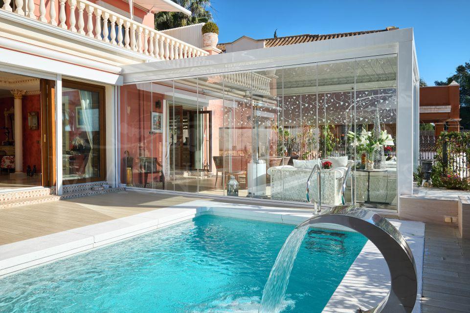Family villa in Nagüeles, Marbella
