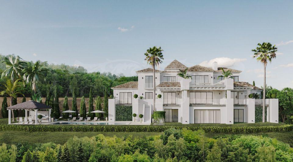 Villa recién reformada en La Zagaleta