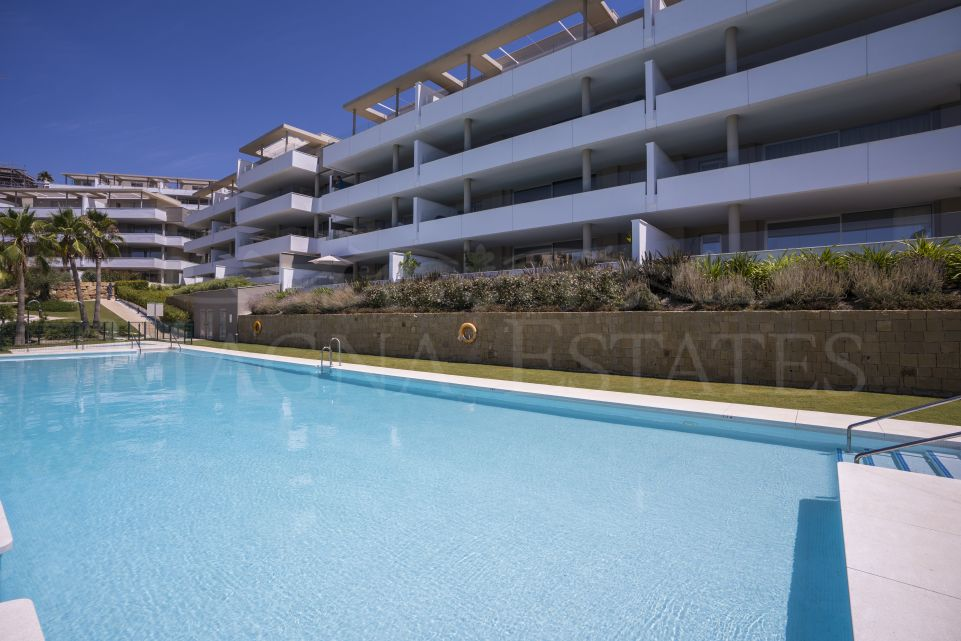Brand new apartment in the Alcuzcuz Reserve, Benahavís.