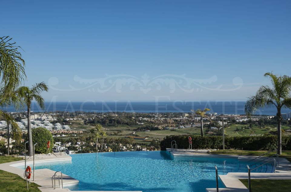 Apartamento en Benahvís con impresionantes vistas al mar