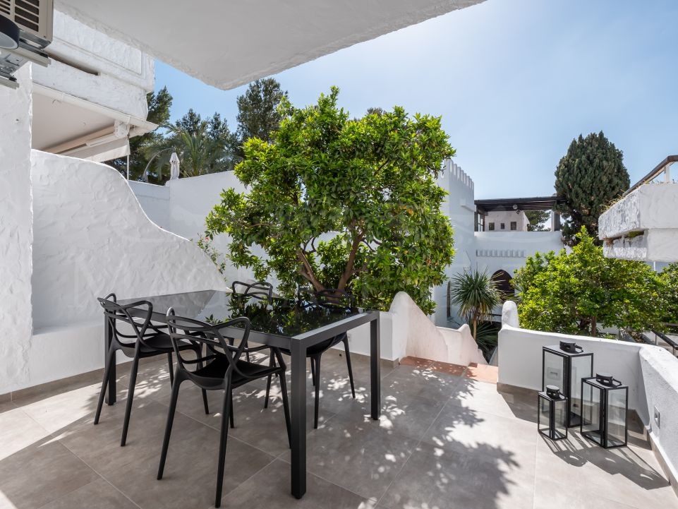 3 bedroom apartment in the heart of Nueva Andalucía