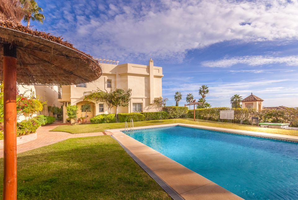 Lovely townhouse in La Quinta, between Marbella and Benahavís