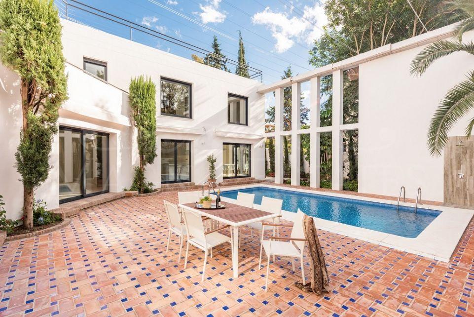 Newly renovated villa in Nueva Andalucía - Las Brisas