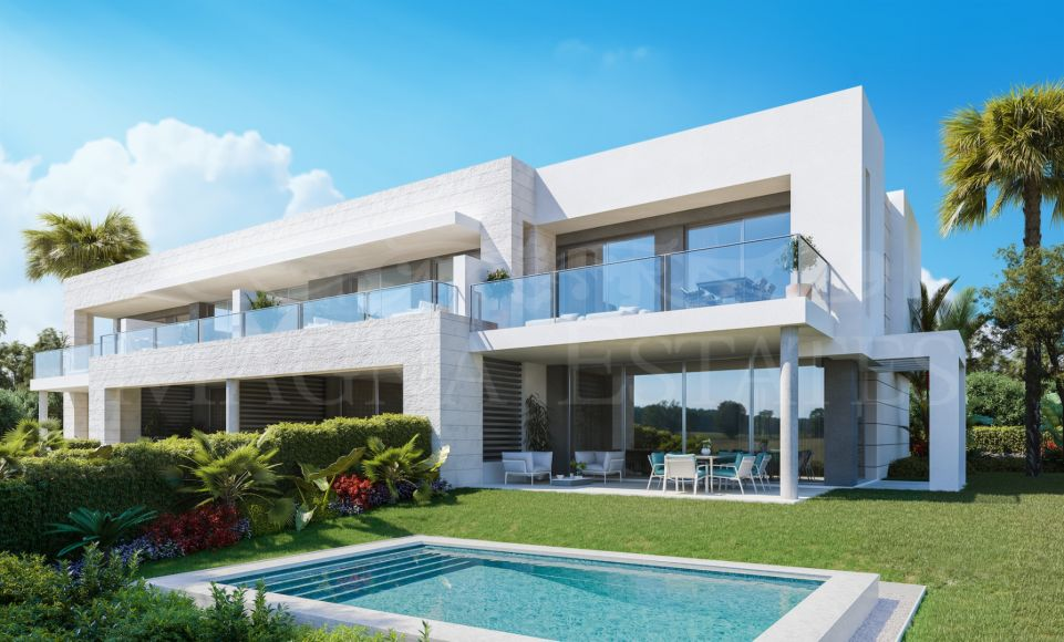 Brand new villa in Guadalmina - San Pedro Alcántara