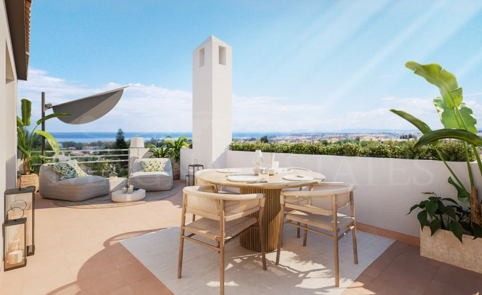 Completely renovated apartment in the heart of Nueva Andalucía, Marbella