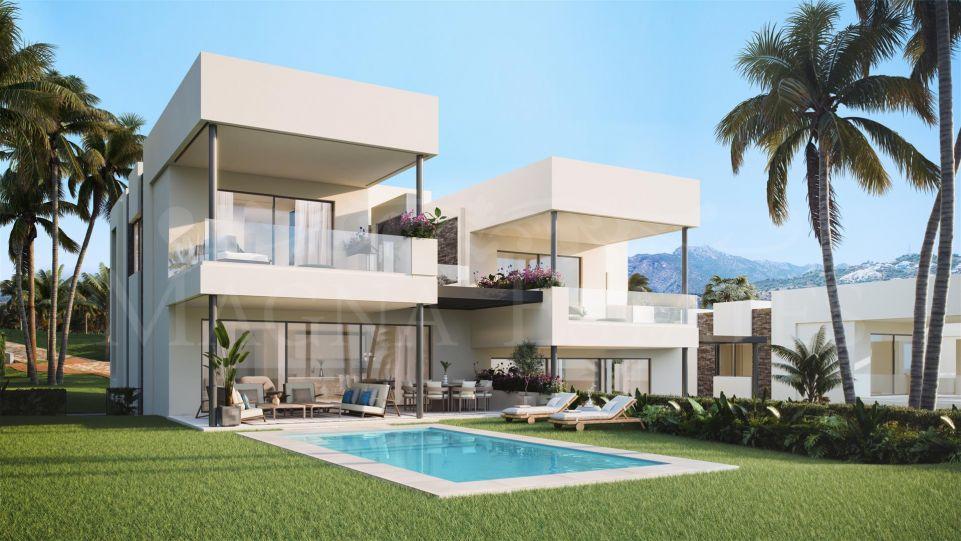 Villa pareada de nueva construcción en Santa Clara Golf