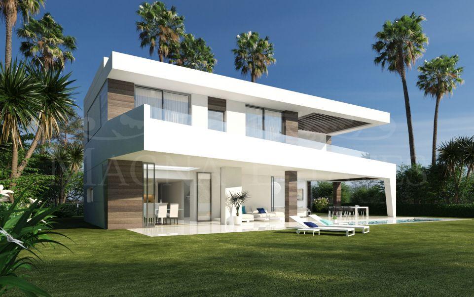 Newly built villa in La Resina, Estepona