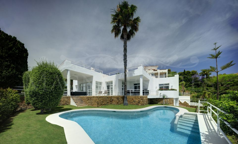 Villa con encanto y personalidad en La Quinta, Benahavís
