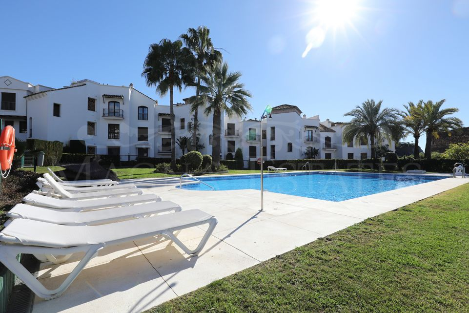 3 bedroom apartment in Los Arqueros, Benahavís
