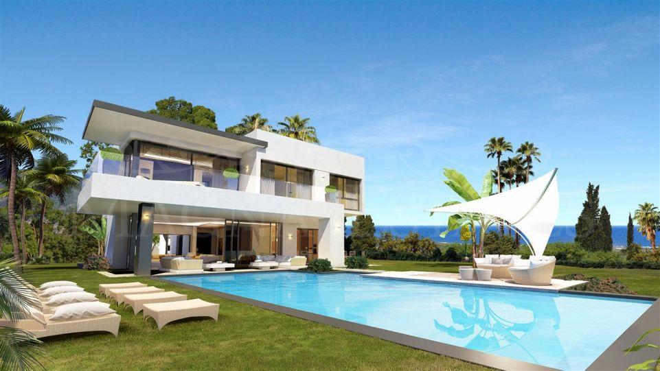 Spectacular project of Villas in Las Lomas del Marbella Club, on the Golden Mile