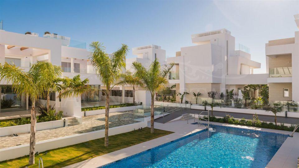 Villas contemporaneas en el corazón de San Pedro playa
