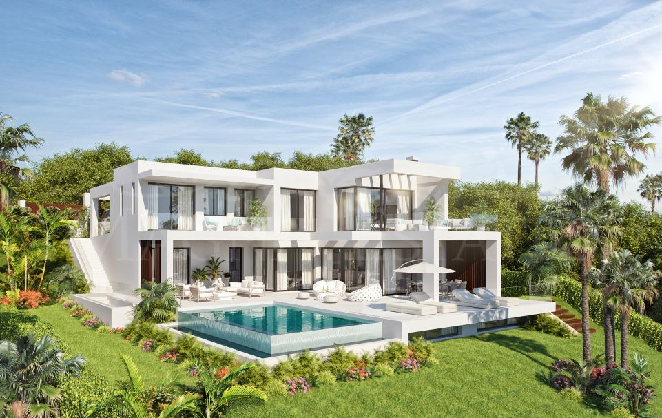 The View: a project of villas with the best views of the coast