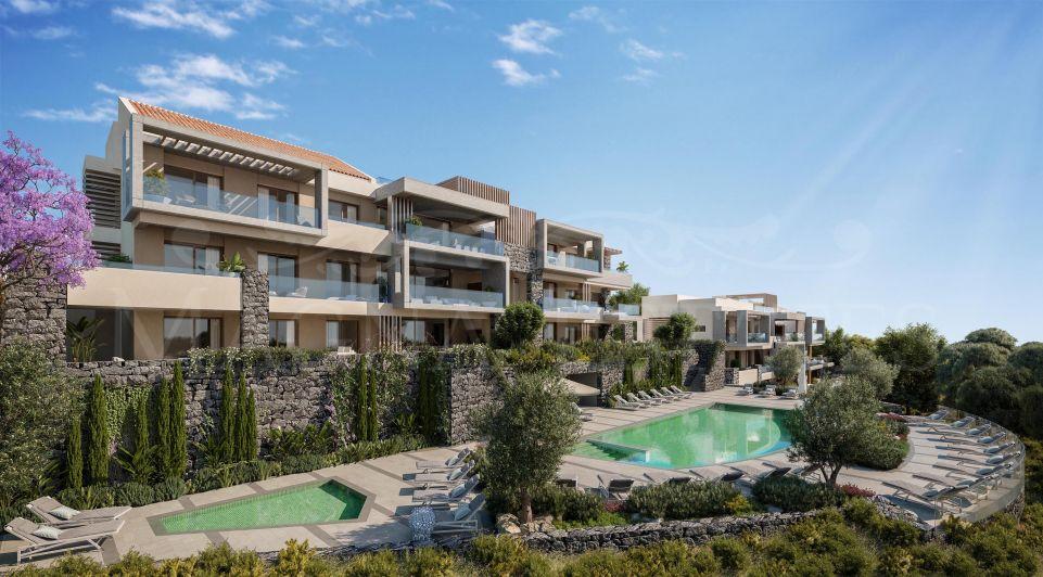 Apartamentos de 2 y 3 dormitorios en Real de La Quinta