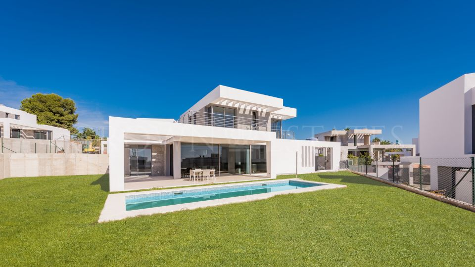 Exclusive private complex of Villas with Sea Views.