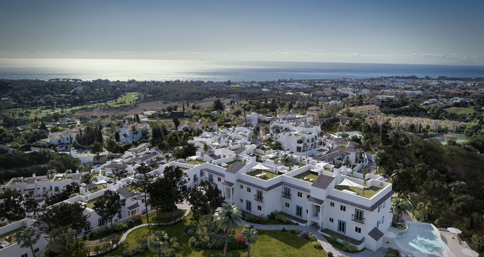 Welcome to Marbella´s first resort village: Paraiso Pueblo.