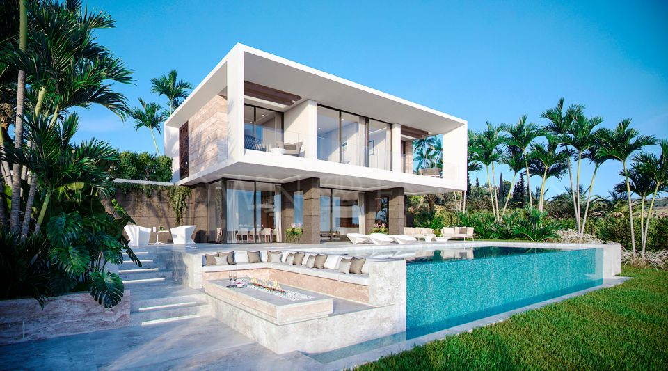 8 exclusive villas in Valle Romano Estepona