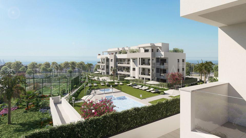 Development in Puerto de la Torre, Malaga