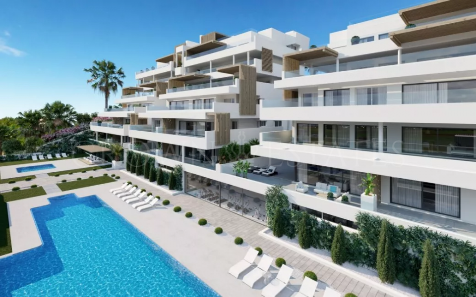 Alexia Life, new release of apartments in Estepona