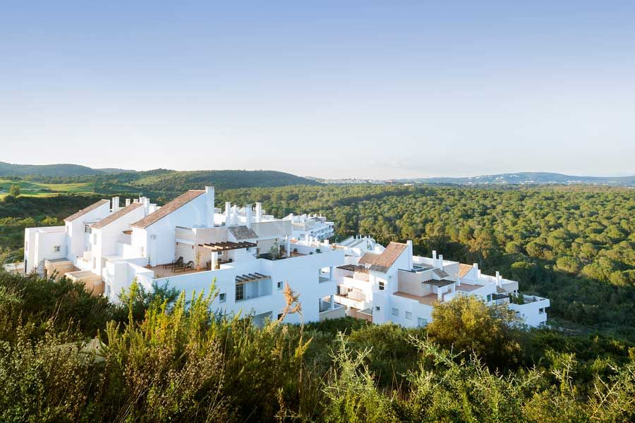Terrazas de Alcaidesa spacious apartments with stunning views in Alcaidesa