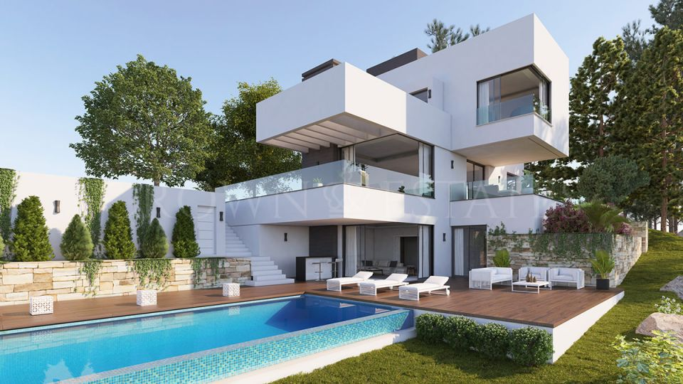 Abantos Hills, sustainable luxury villas in a privileged enclave in Benahavis