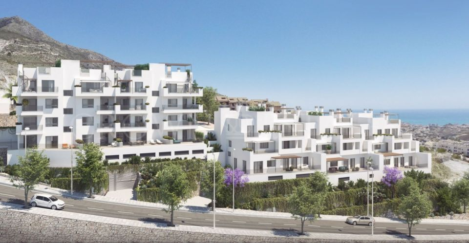 Horizonte by Kronos Homes, apartments, penthouses and townhouses in a prime location in Benalmádena Costa