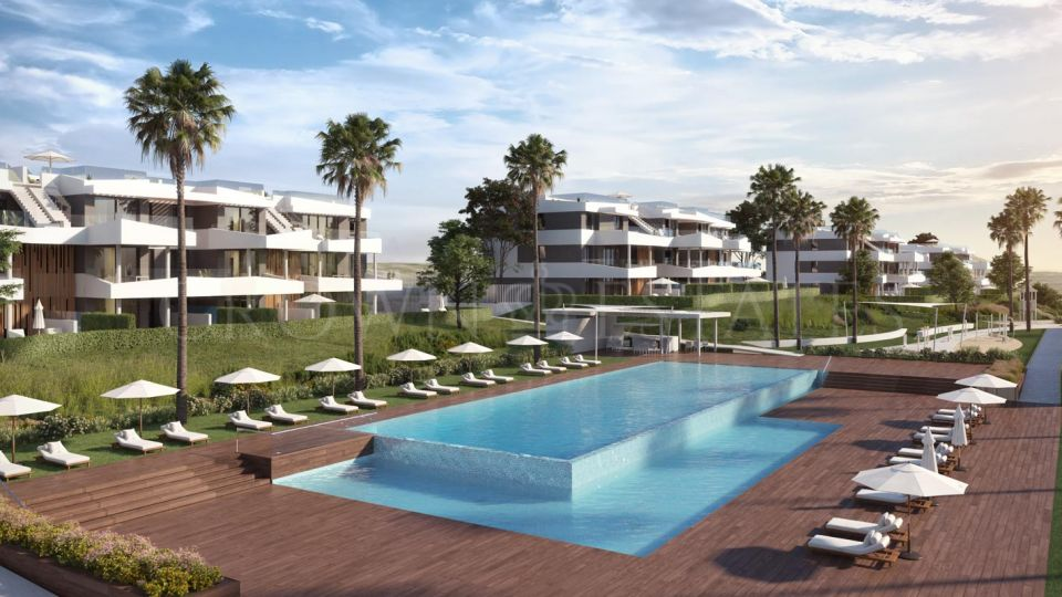 Limonar Homes, contemporary apartments and nature with exclusive sea views in Málaga