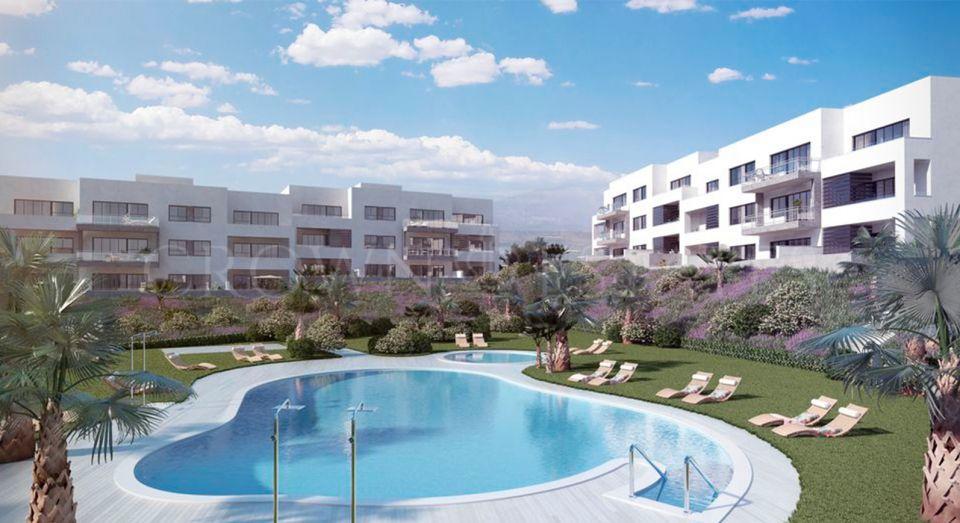 Almijara Homes, contemporary design apartments in Torre del Mar